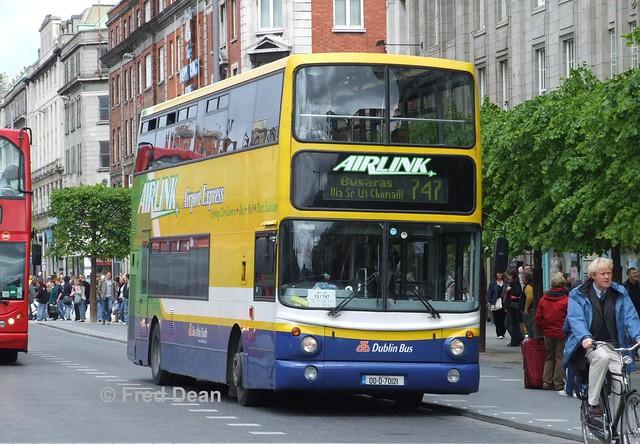 Dublin Bus AV121 (00D70121).