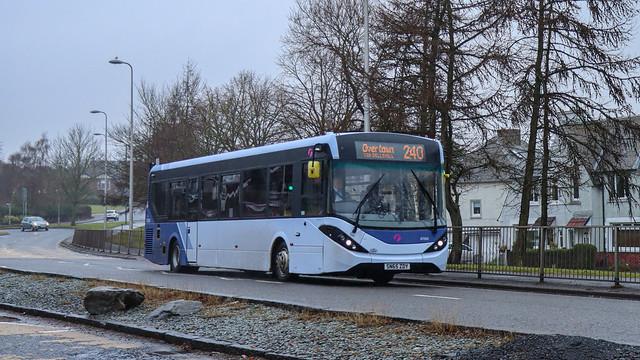 67060 SN65ZDY First Glasgow