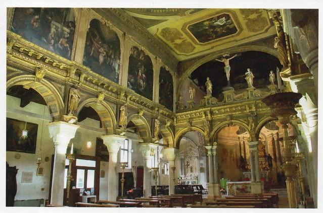 Italy - Venice (Church Saint Nicholas of the Beggars)