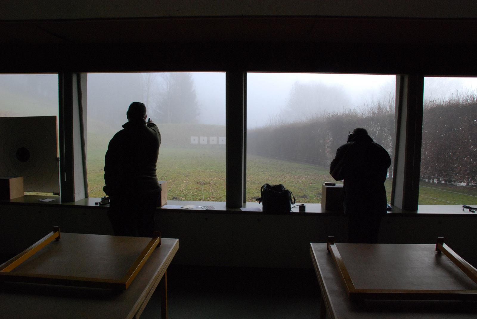 Winterschiessen 2011