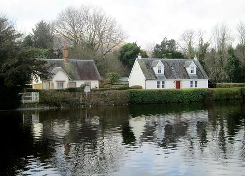 Luss From Loch Lomond