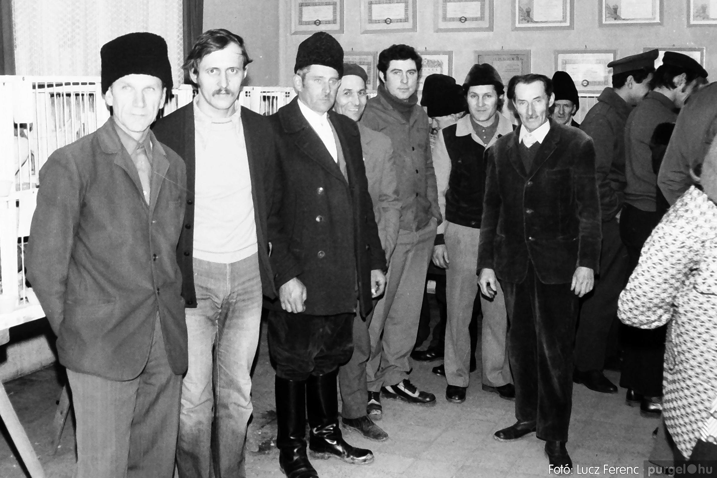 074. 1977. Kisállat kiállítás 006. - Fotó: Lucz Ferenc.jpg