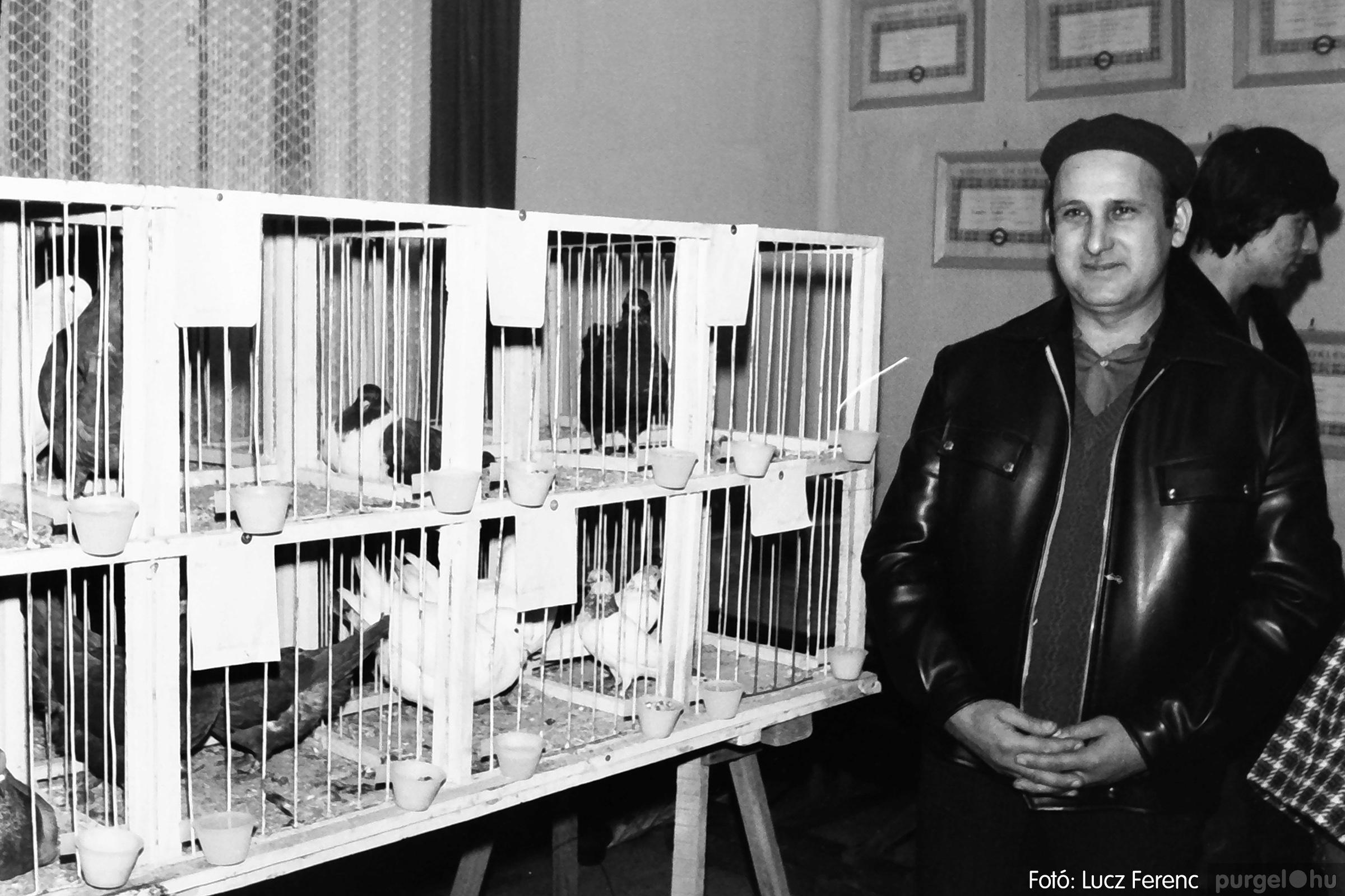 074. 1977. Kisállat kiállítás 004. - Fotó: Lucz Ferenc.jpg