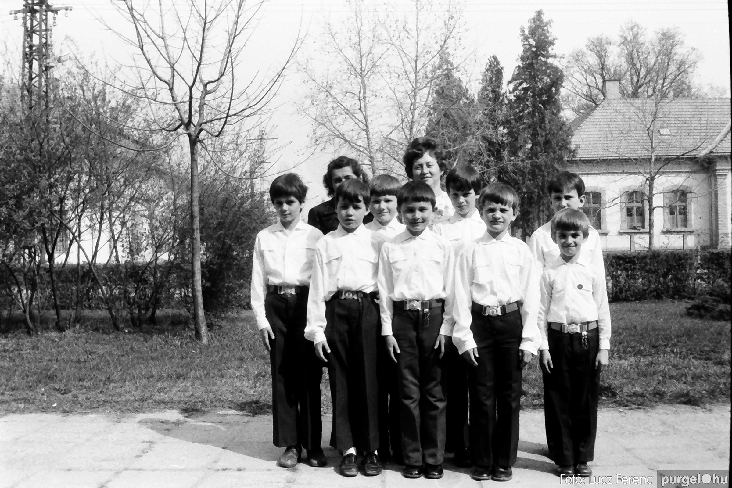 077. 1977. Kulturális seregszemle Mindszenten 001. - Fotó: Lucz Ferenc.jpg