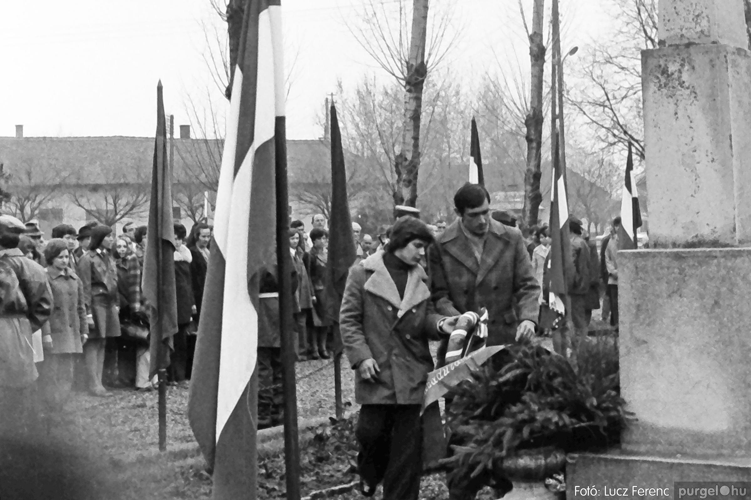 078. 1977.04.04. Április 4-i ünnepség 017. - Fotó: Lucz Ferenc.jpg