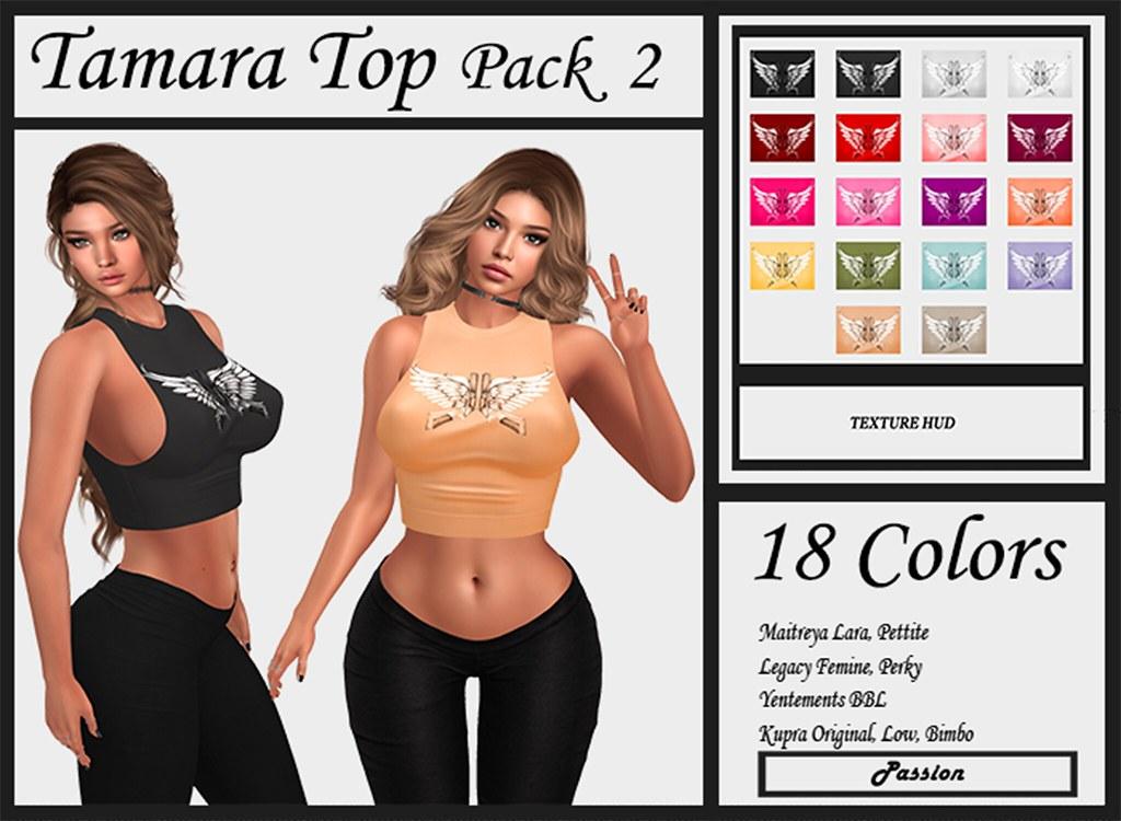 Passion-Tamara-Top-Pack 2