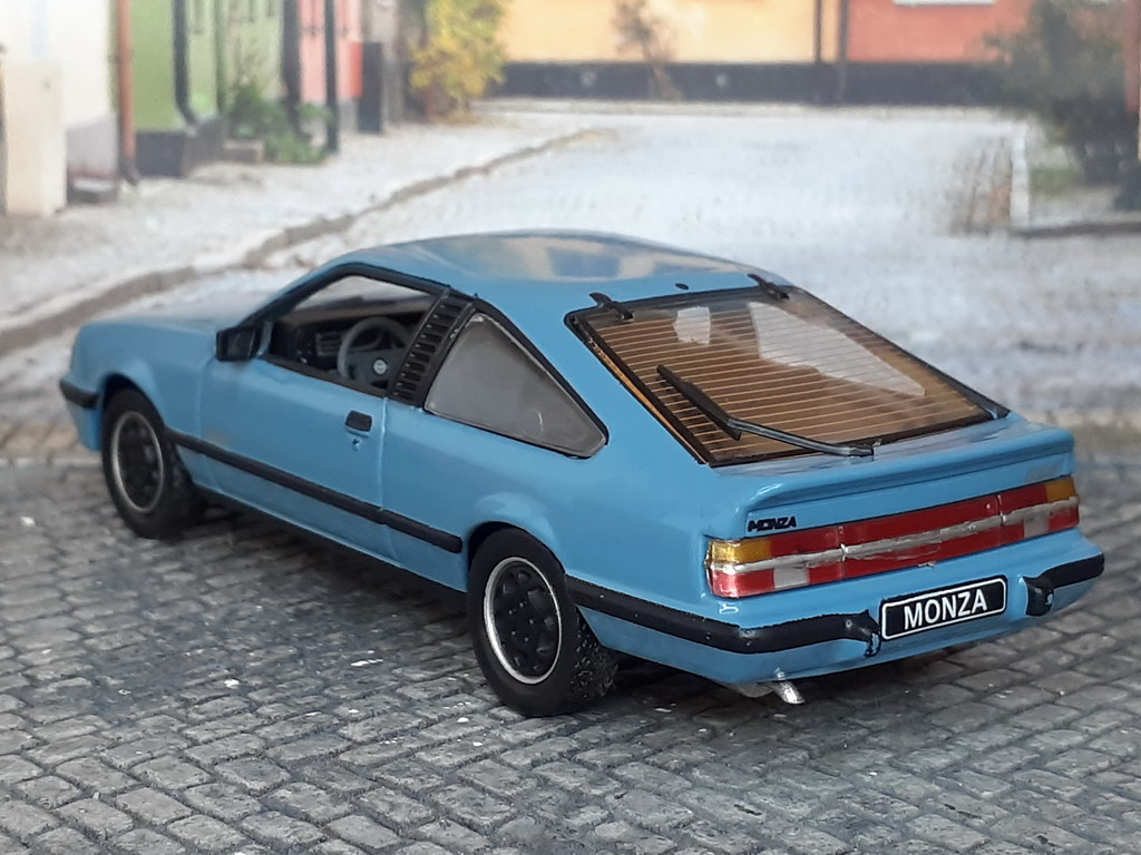 Altaya - Opel Collection