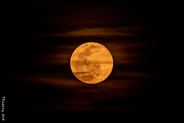 The Super Worm Moon