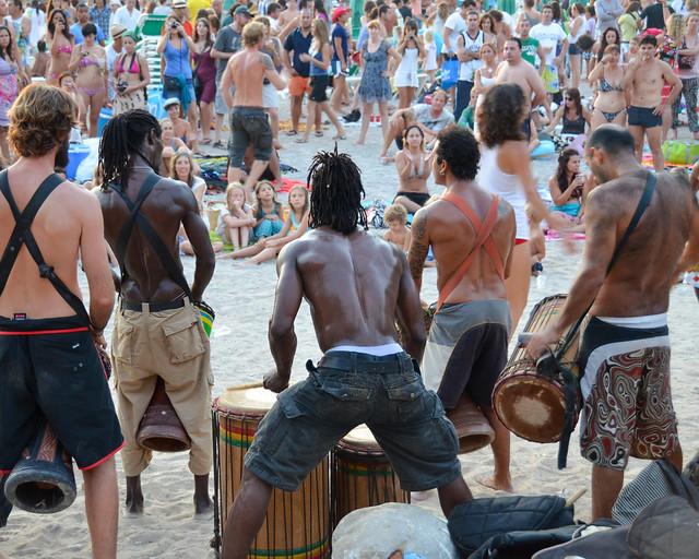 Benirrás, una de las cosas que ver en Ibiza sí o sí