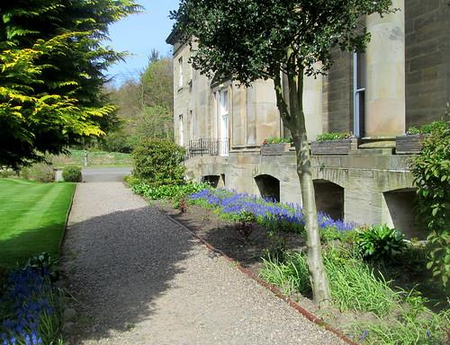 Balbirnie House Garden
