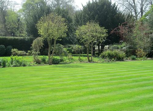 Garden, Balbirnie House