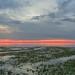 Puesta de sol, después de la tormenta // Sunset after the storm
