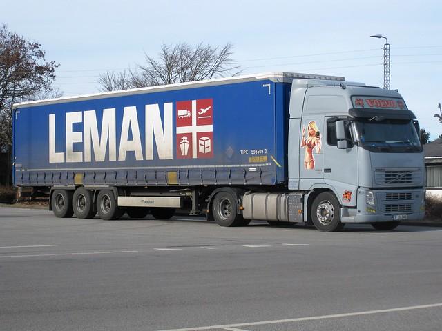 Volvo FH3 460 EEV - Leman
