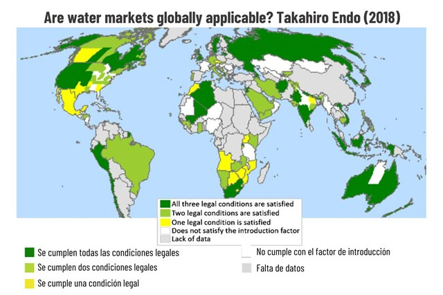 """""""Are water markets globally applicable"""""""