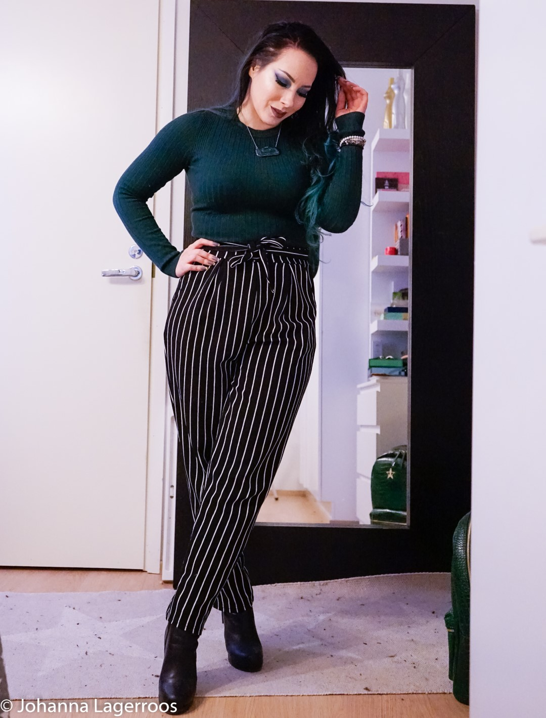 baggy trousers outfit