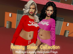 Beauty sleep Collection- @ 2Much Event