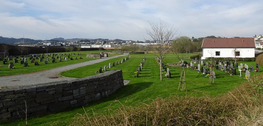 Norheim kirkegård