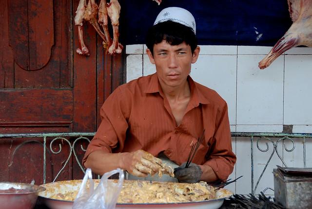 China- Xinjiang- Kashgar