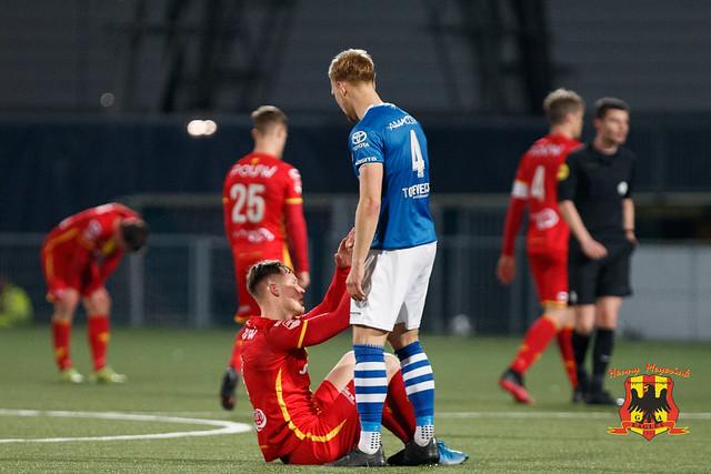 FC Den Bosch - Go Ahead Eagles 29-03-2021  3-3