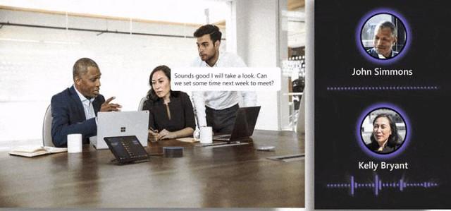 Microsoft Intelligent Speaker