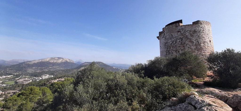 Cap Andritxol, 27 febrero 2021