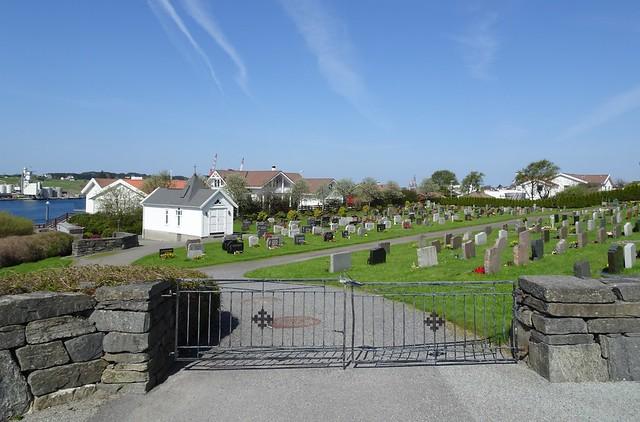 Norheim gravplass