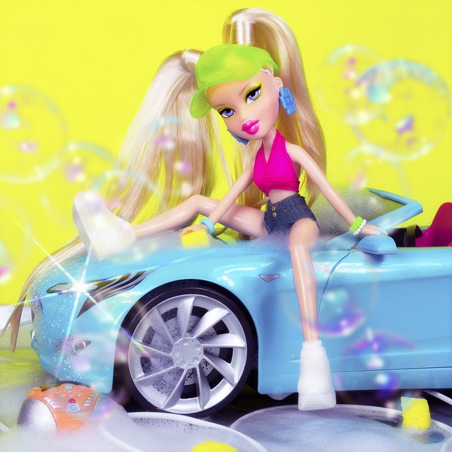 Lily Winfield: Car Wash