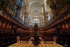 Malaga. Cathédrale