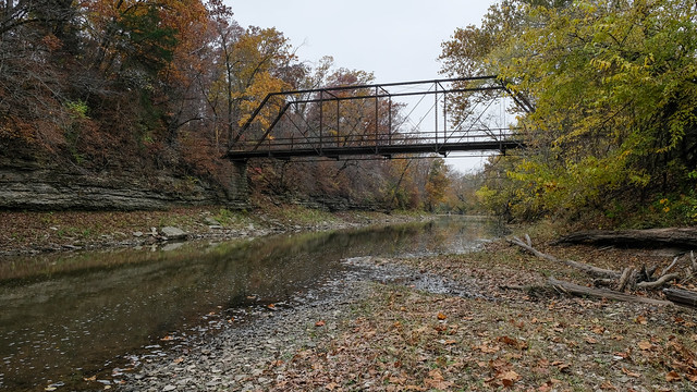 We relive the year 1899 everytime we see any of the rural truss bridges that were erected in the U.S. that year.