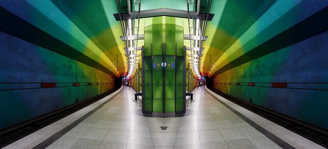 U-Bahnstation Candidplatz