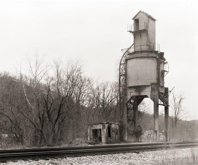 Ronceverte Coaling Tower