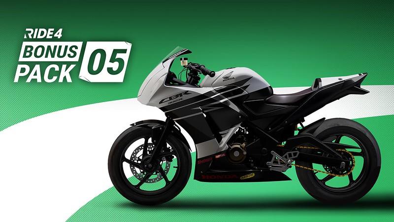 Ride 4 Honda CBR300R
