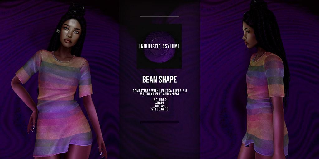 [NA] Bean Shape