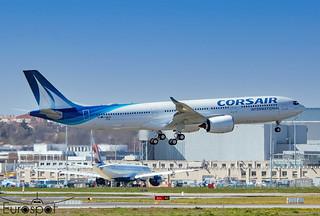 F-WWYQ / F-HRNB Airbus A330-941 Corsair s/n 1975  * Toulouse Blagnac 2021 *
