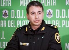 Segovia nuevo jefe de la Departamental de Mar del Plata