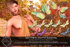 Astara - Aether Moth Gacha