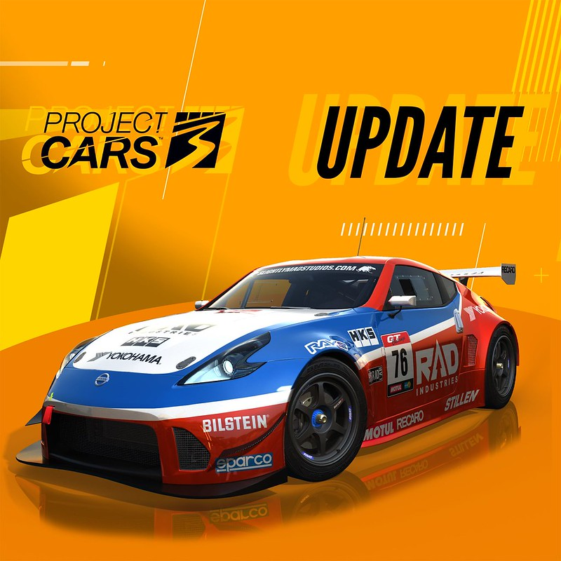 Project CARS 3 Update #4