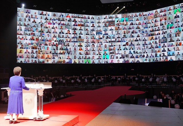 USA-2021-02-27-Current and Former Heads of State Focus on Key Global Issues at UPF's 5th Rally of Hope