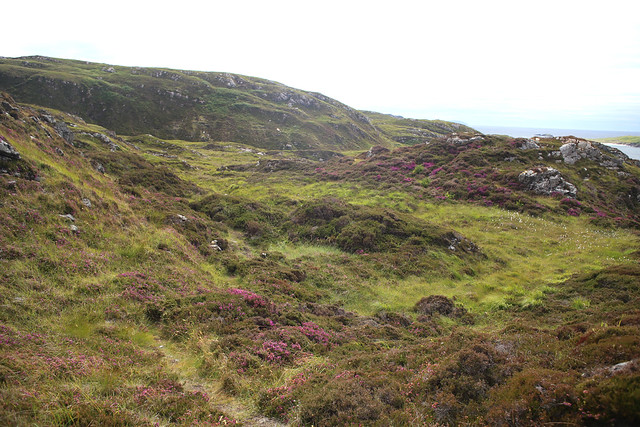 Tarbet to Scourie path