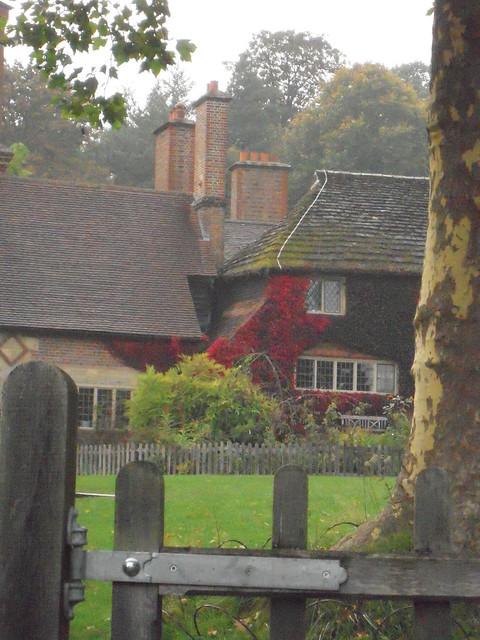 West Sussex: Standen [1891-4] Phillip Webb, arch.