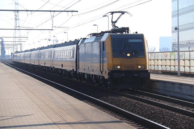 NS 186 010 | Antwerpen-Luchtbal (L25)