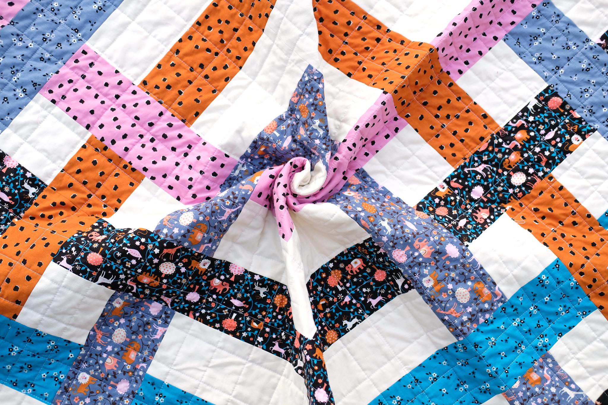 The Eliza Quilt - Baby Size