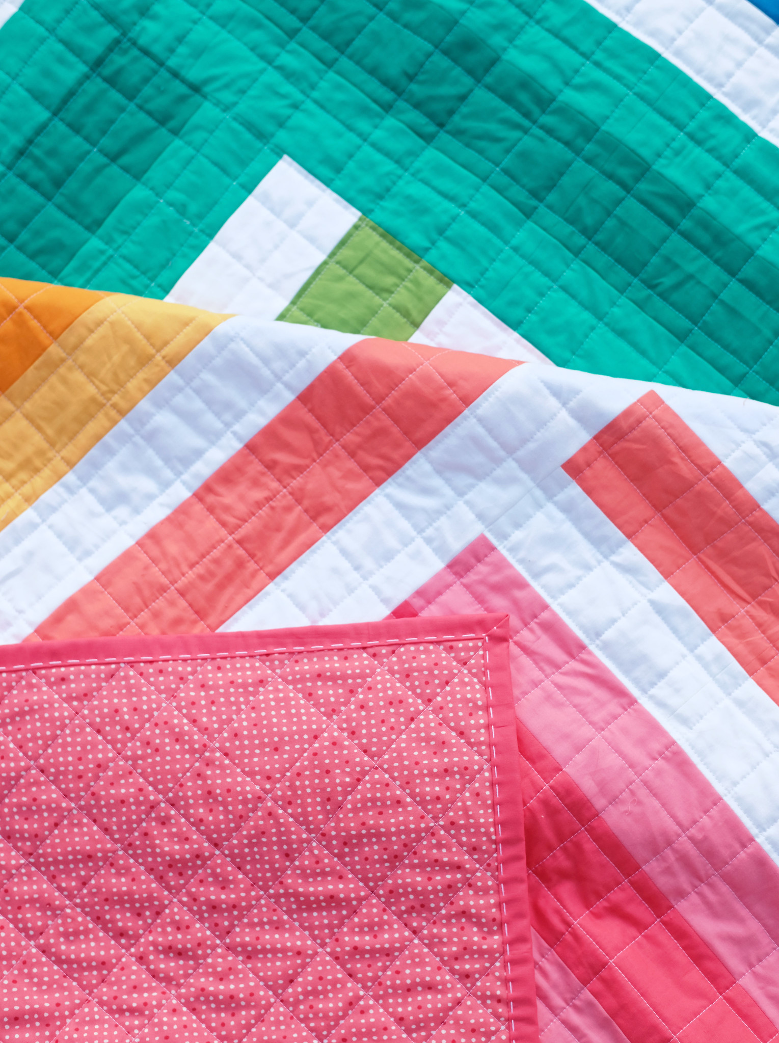 The Zoe Quilt Pattern - Kitchen Table Quilting
