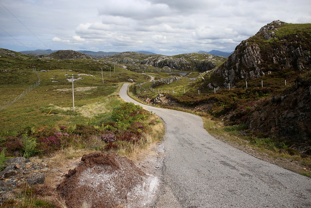 Road to Tarbet