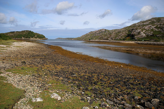 Loch Laxford near Laxford Bridge
