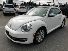 Volkswagen Beetle $13999