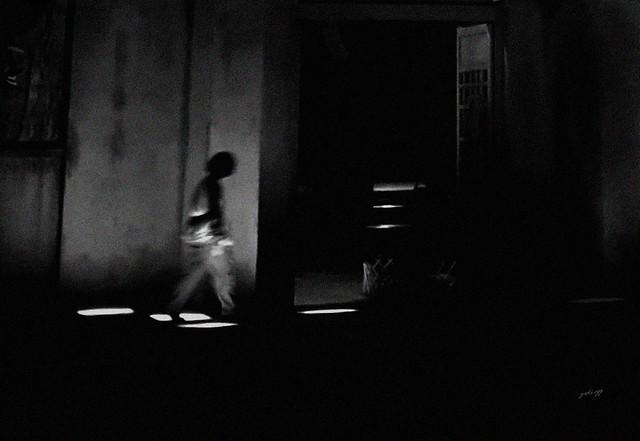the night walker ...