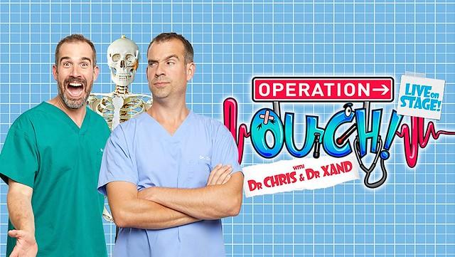 Aksi Santai Doktor Kembar Jawab Pertanyaan Kanak-Kanak Dalam OPERATION OUCH! di TV1