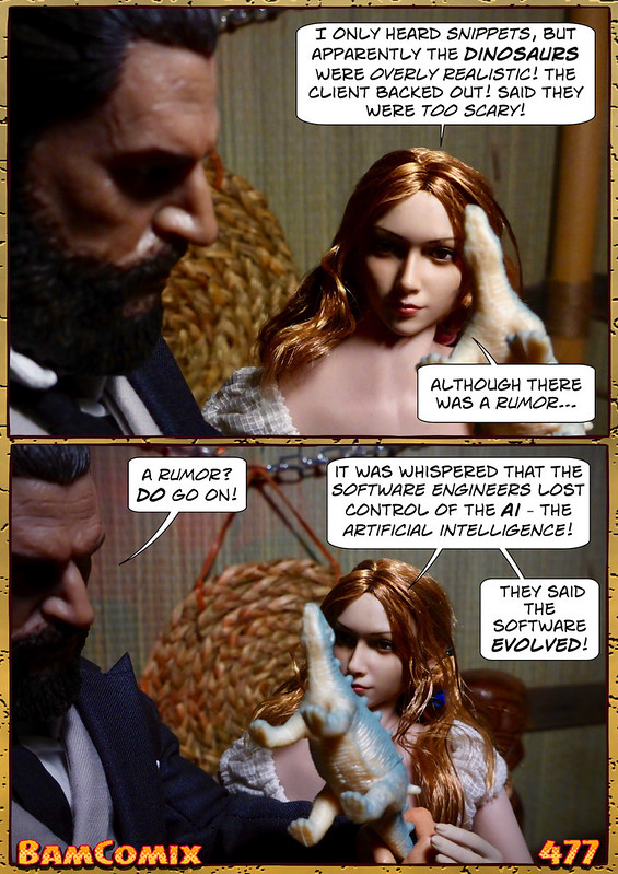 BAMCOMIX Presents - Hidden In The Shadows - Chapter Twenty-Two - Facts and Friction   50998159935_f9edbd620e_c