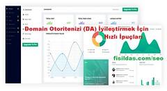 Domain Otoritenizi (DA) u0130yileu015ftirmek u0130u00e7in Hu0131zlu0131 u0130puu00e7laru0131